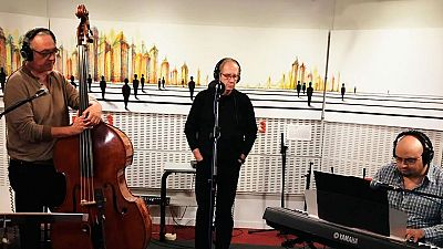 Saltamontes - Aranjuez: Javier Elorrieta visita Saltamontes - 25/10/16 - escuchar ahora