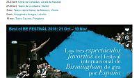 La sala - BE Festival: una selección de teatro europeo - 25/10/16 - Escuchar ahora