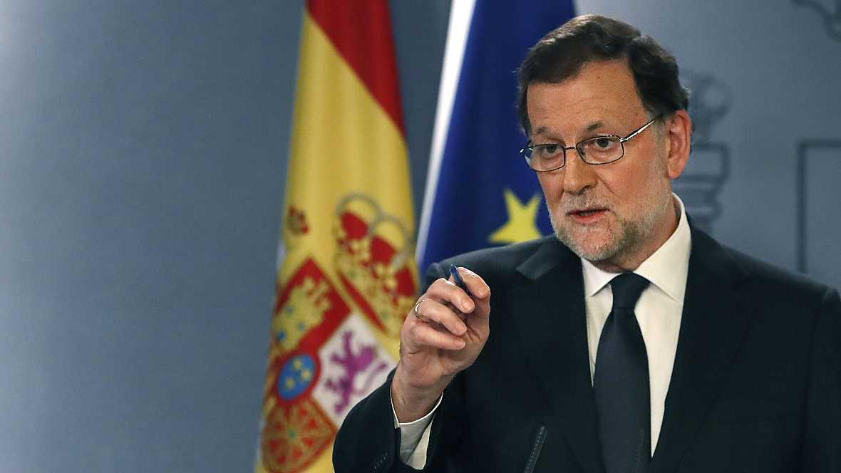 Las mañanas de RNE - Mariano Rajoy ultima su discurso de investidura - Escuchar ahora