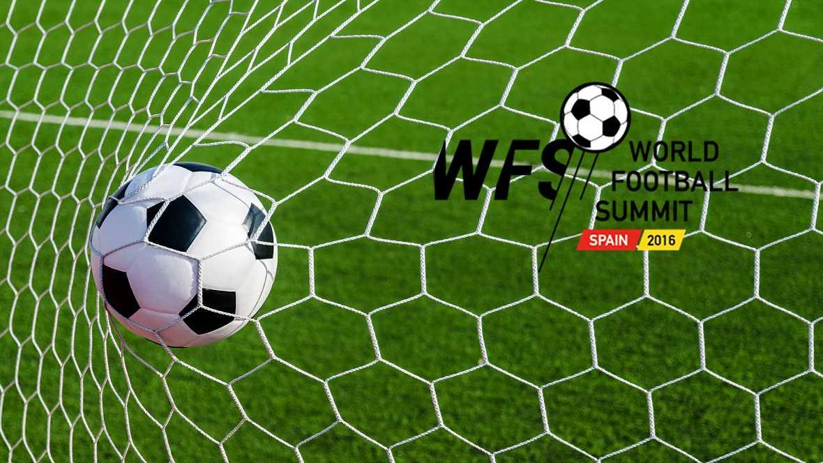 Marca España - World Football Summit en Madrid - 26/10/16 - escuchar ahora