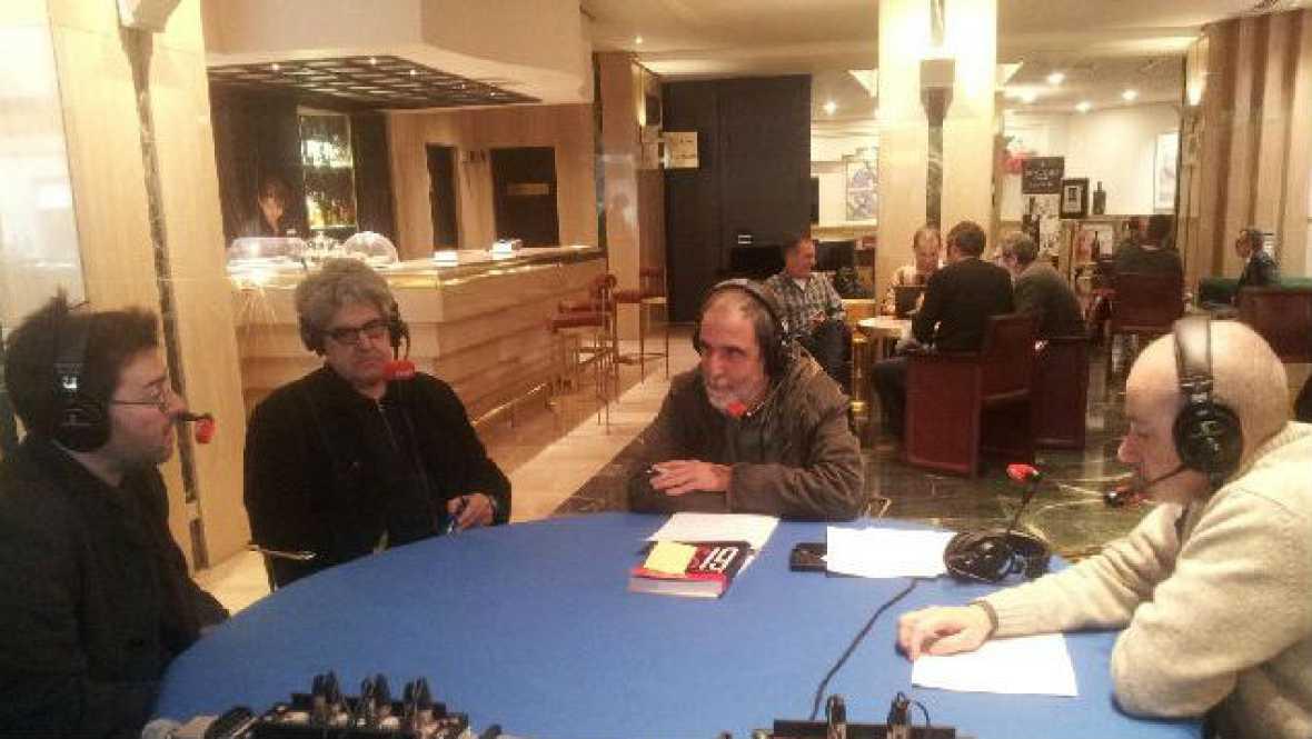 Radio 5 Actualidad - Programa Especial desde Valladolid con motivo de la Seminci - 26/10/16 - Escuchar ahora
