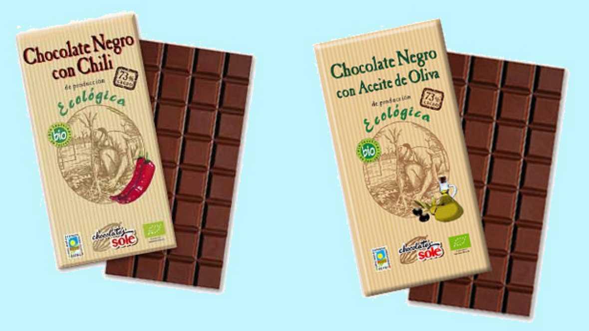 Marca España - Líder en chocolate ecológico - escuchar ahora