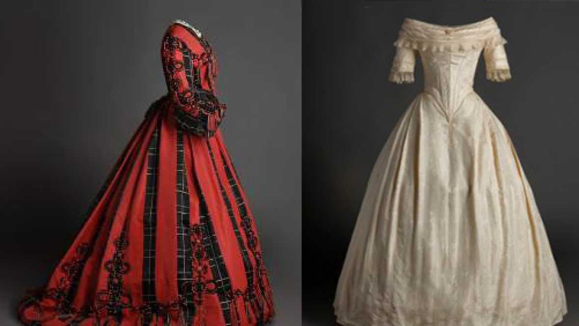 Artesfera - 'La moda romántica' en el Museo del Romanticismo de Madrid - 26/10/16 - escuchar ahora