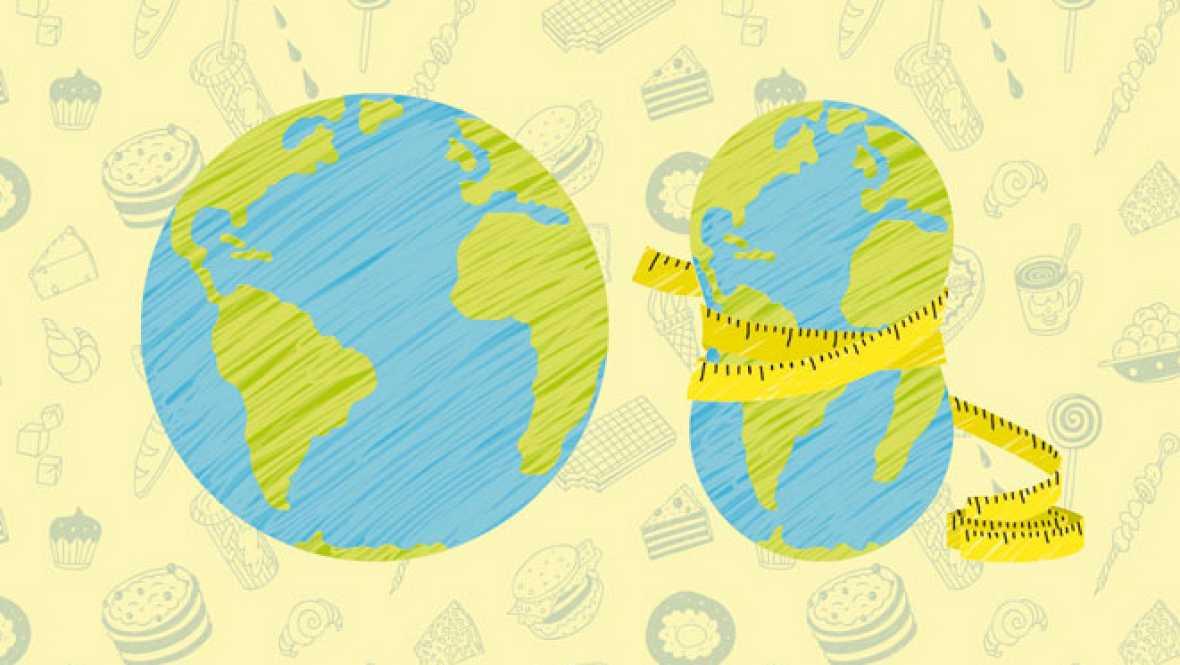 España.com en REE - La dieta de los países - escuchar ahora