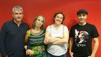 La sala - Un café con Laila Ripoll, Magda Labarga, Ángel Ruíz y Miguel Cuerdo - 27/10/16 - Escuchar ahora