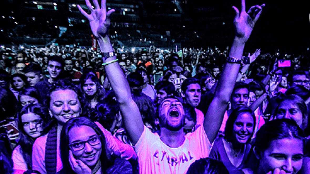 En concierto - Madrid Live - 28/10/16 - Escuchar ahora