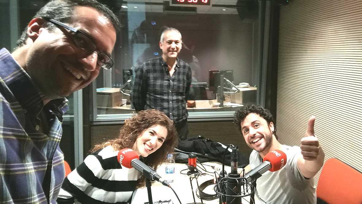 La sala - David Ávila traspasa La quinta pared con Laura Peláez - 28/10/16 - Escuchar ahora