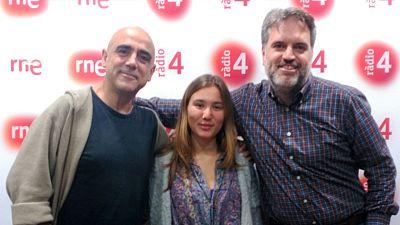 El matí a Ràdio 4 - Joan Chamorro i Rita Payés ens presenten 'Lua Amarela'