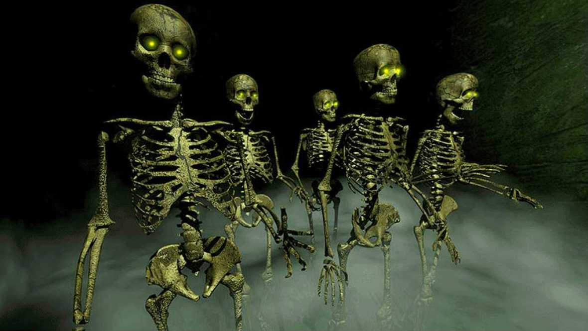 Cuentatrovas - Los esqueletos - 29/10/16 - Escuchar ahora