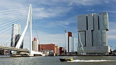 Nómadas - Rotterdam, puerto de vanguardia - 30/10/16 - escuchar ahora