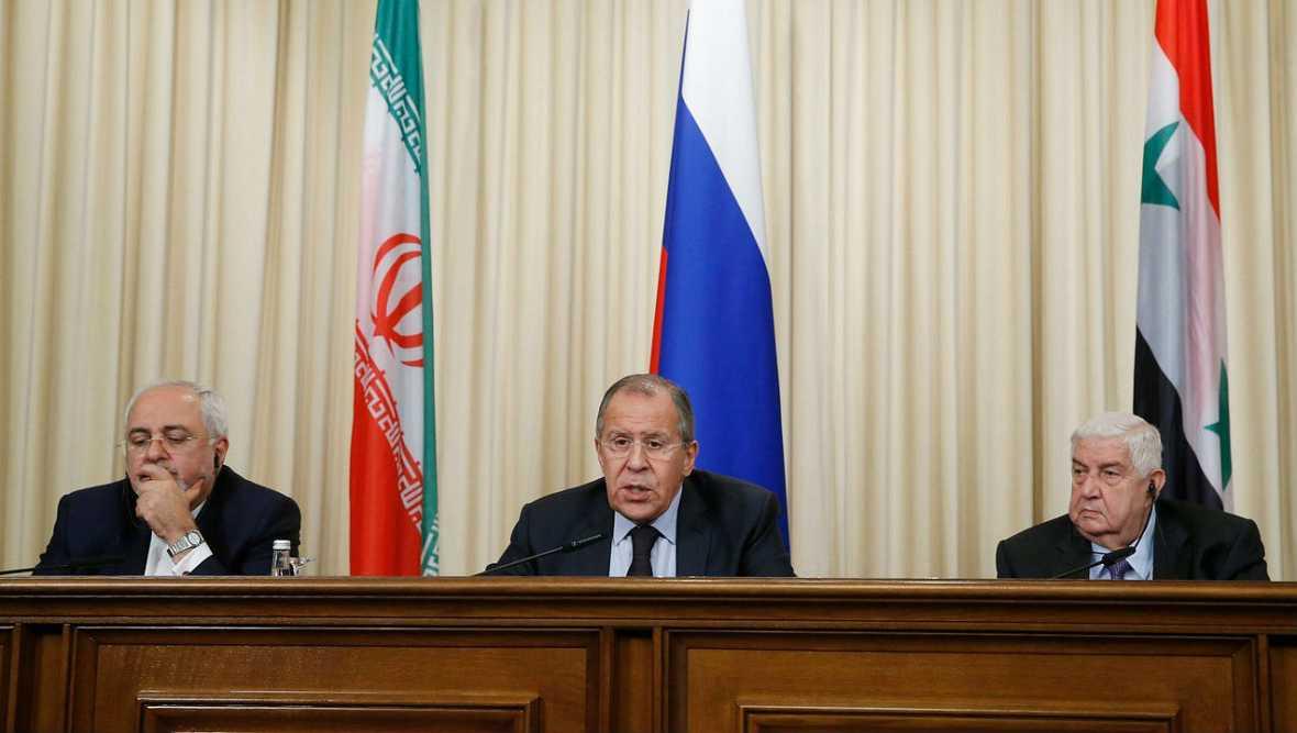 Quieren restablecer la tregua en Siria - Escuchar ahora