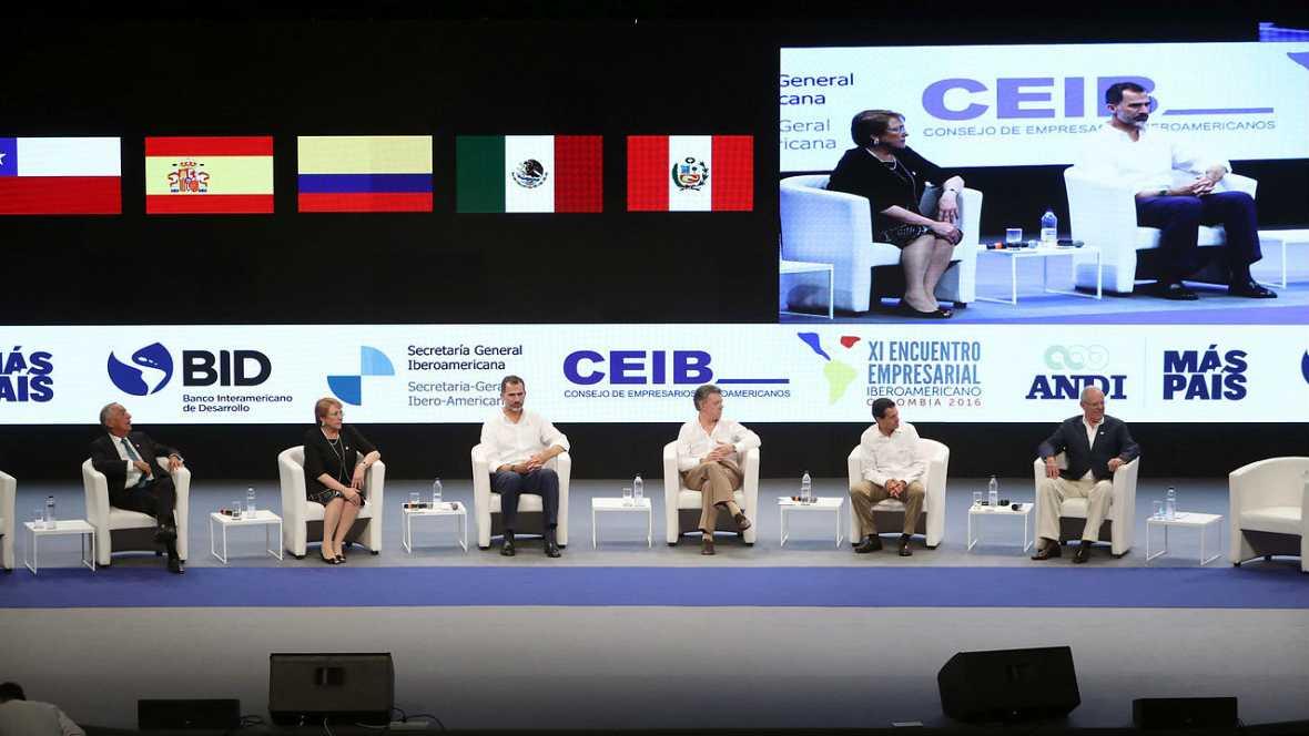 A puerta cerrada y sin Maduro arranca la cumbre Iberoamericana - Escuchar ahora
