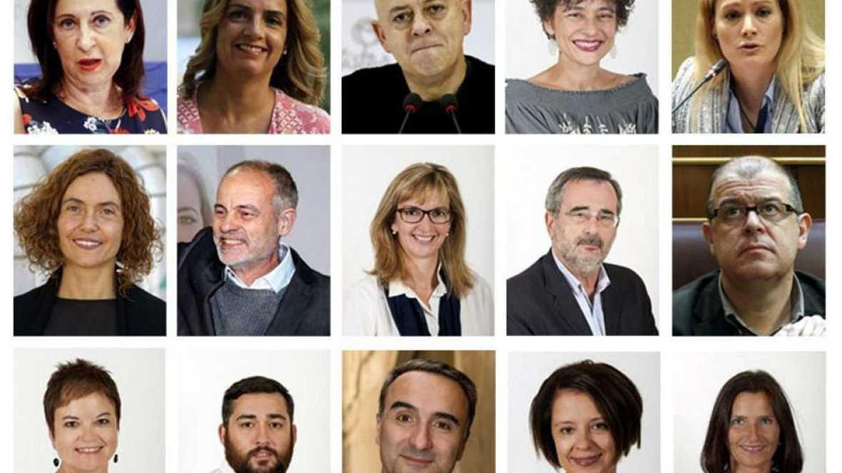 Informativos fin de semana - 24 horas - Los 15 rebeldes del PSOE que optaron por el NO posiblemente solo paguen una multa, pues no se habla de expulsión - Escuchar ahora