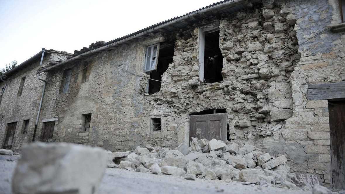 Terremoto de Italia: se revisan instalaciones sanitarias y de agua - Escuchar ahora