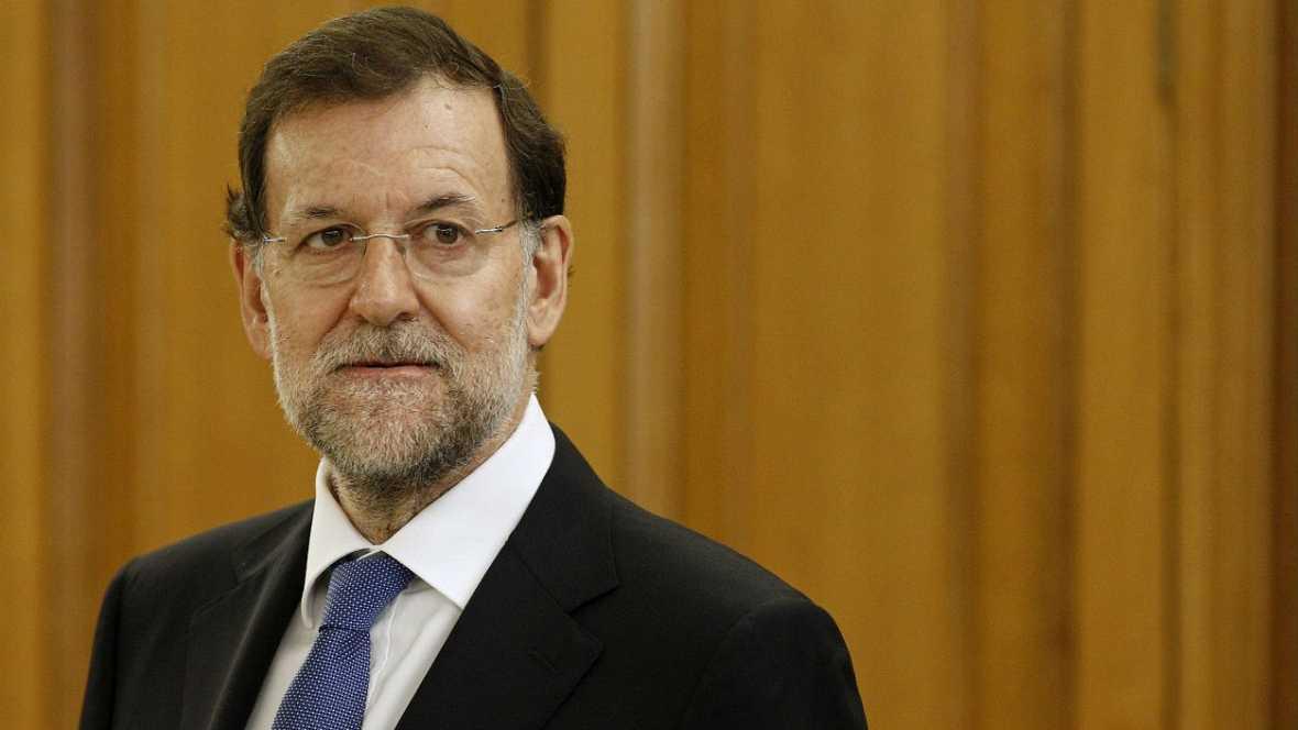 Informativos fin de semana - 24 horas - Rajoy, el primer presidente de Gobierno nombrado por Felipe VI - Escuchar ahora