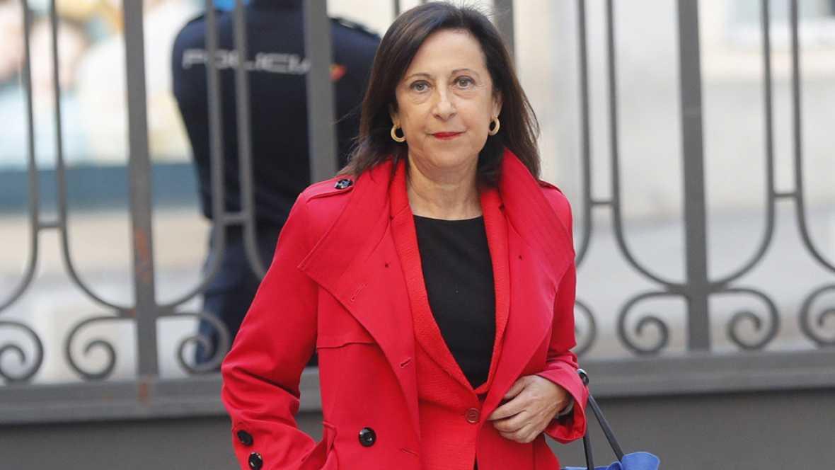 Las mañanas de RNE - Margarita Robles insiste en que ha sido coherente - Escuchar ahora