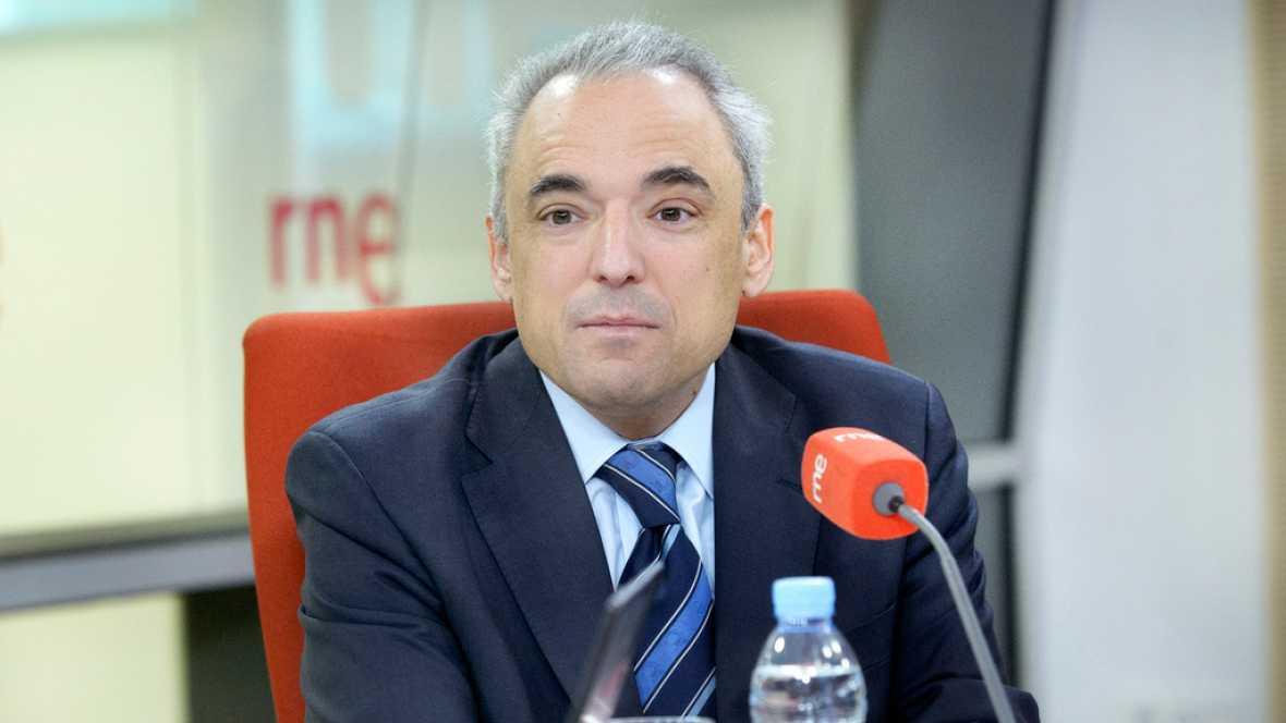 """Las mañanas de RNE - Rafael Simancas aboga por """"aprovechar"""" las mayorías alternativas al PP en el Parlamento - Escuchar ahora"""