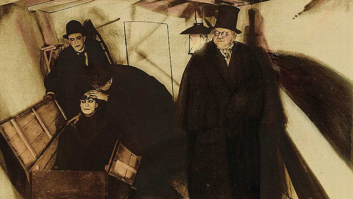 Sangre sobre la tierra - El gabinete del doctor Caligari - 31/10/16 - Escuchar ahora