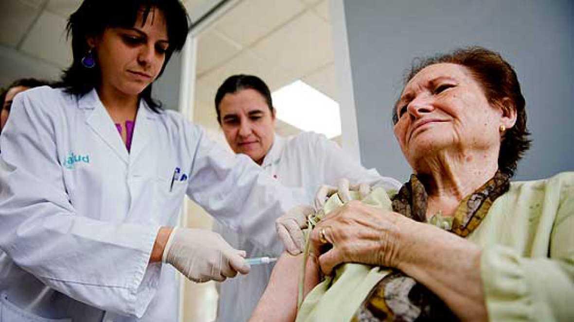 Marca España - Todo lo que debes saber sobre la vacuna de la gripe - 31/10/16 - escuchar ahora