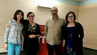 La sala - La nave: laboratorio de artes escénicas en Valladolid - 01/11/16 - Escuchar ahora