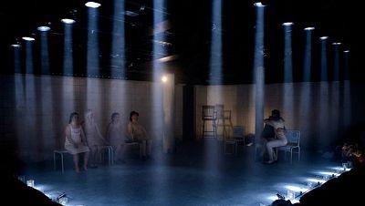 En escena - 'Cáscaras vacías' en el Teatro María Guerrero de Madrid - 01/11/16 - Escuchar ahora