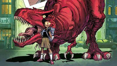 """Viñetas y bocadillos - """"Moon Girl & Dinosaurio Diabólico"""" - 05/11/16 - Escuchar ahora"""