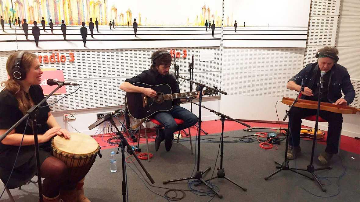 Hoy empieza todo con Ángel Carmona - Mark Olson y Rubén Pozo: cruce de caminos - 07/11/16 - escuchar ahora