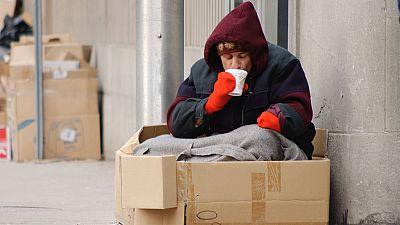 El canto del grillo - Rais: la mano que todos los sin hogar necesitan - Escuchar ahora
