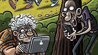 Viñetas y bocadillos - 'Juan sin móvil' - 13/11/16 - Escuchar ahora