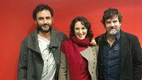 La sala - María Morales, Pablo Messiez y Fernando Soto - 14/11/16 - Escuchar ahora