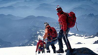 Esto me suena. Las tardes del Ciudadano García - Primer Congreso Nacional de Seguridad en Montaña Invernal Pirineos Blancos - Escuchar ahora