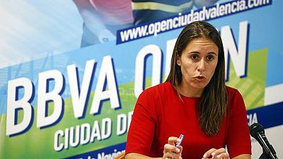 """El vestuario - Anabel Medina: """"El torneo de Valencia era un torneo personal que he logrado"""" - Escuchar ahora"""