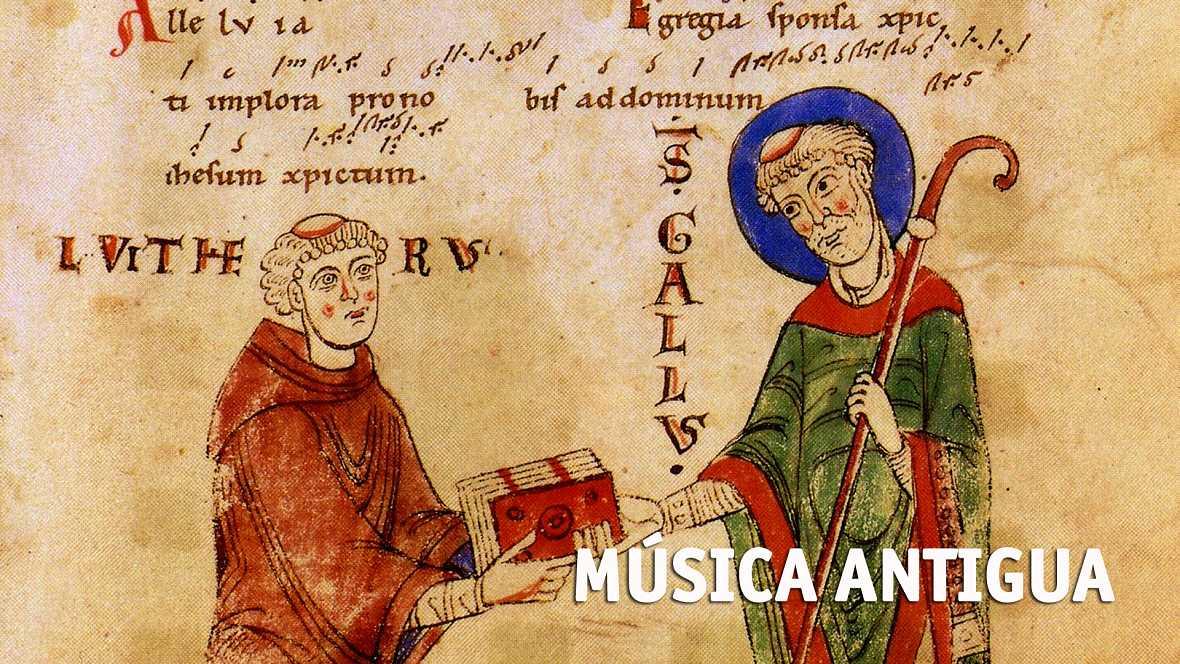 Música antigua - Misa (II) - 22/11/16 - escuchar ahora