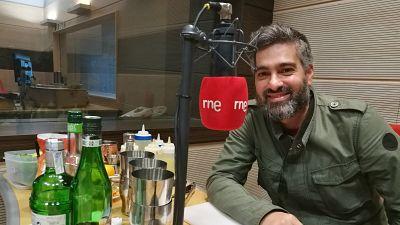 La sala - Diego Cabrera prepara un cóctel para la 'Gente triste' - 23/11/16 - Escuchar ahora