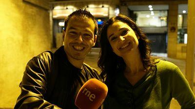 La sala - Jorge García Palomo y Carolina Noriega, cómica en La sala - 23/11/16 - Escuchar ahora
