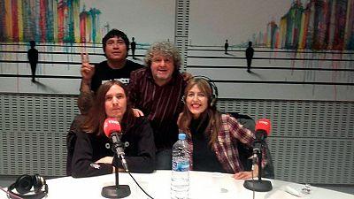 Disco grande - Amparo Llanos Dover nos presenta a New Day - 23/11/16 - escuchar ahora