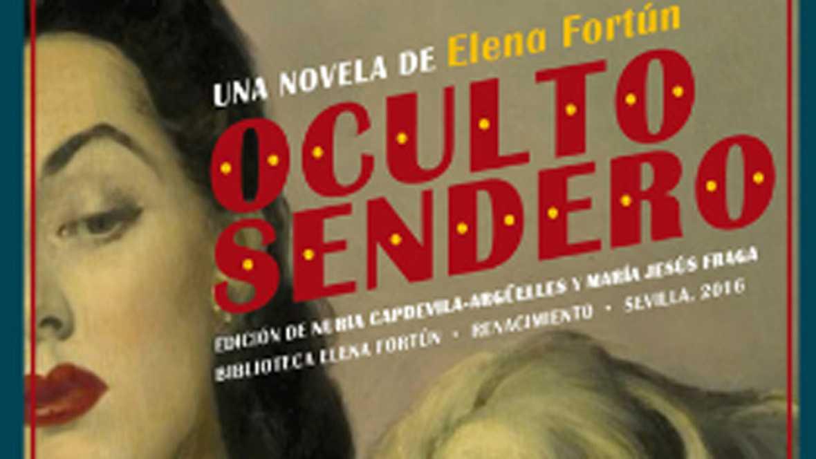 Juntos paso a paso - 'Oculto sendero', novela inédita de Elena Fortún - Escuchar ahora