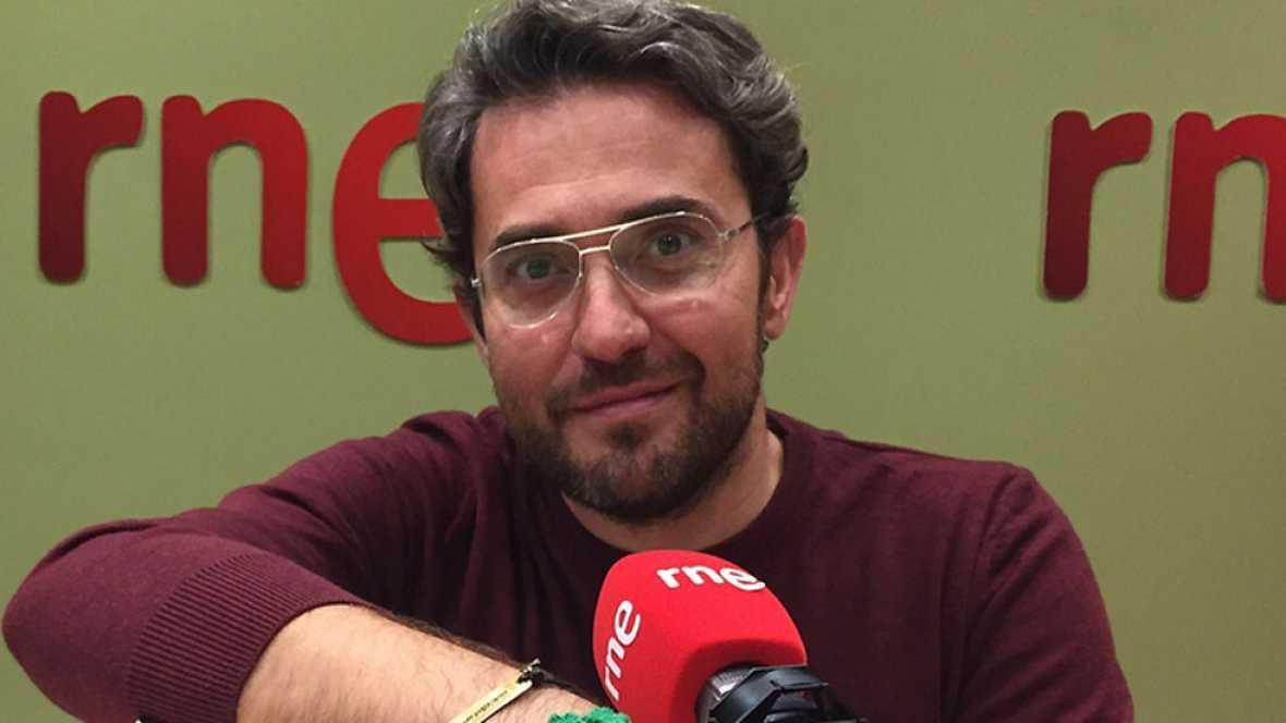 La observadora - Màxim Huerta - 27/11/16 - escuchar ahora
