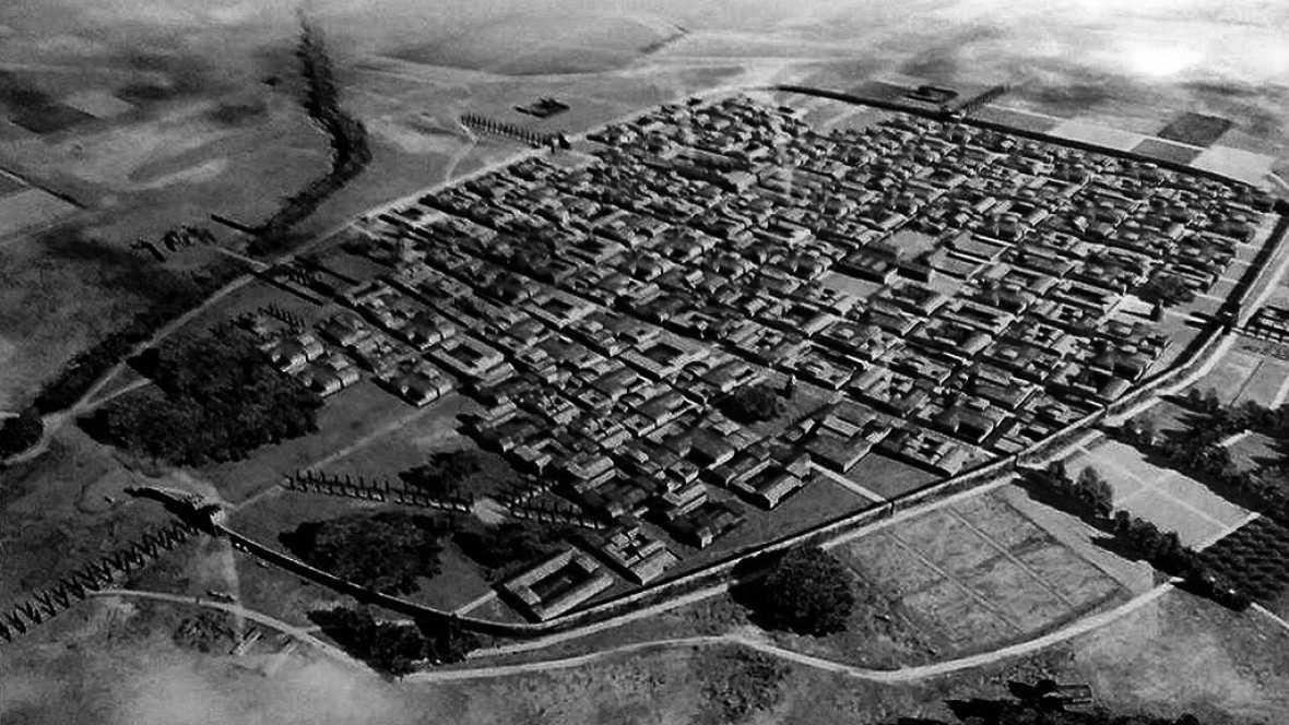 A hombros de gigantes - Un terremoto destruyó Complutum en el s. IV de nuestra era - 28/11/16 - Escuchar ahora