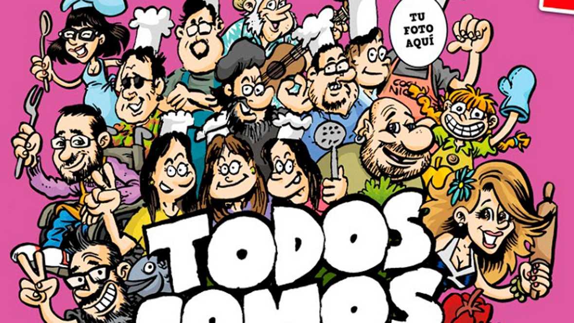 Viñetas y bocadillos - 'Todos somos cocinicas' - 26/11/16