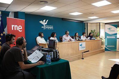 Juntos paso a paso - Programa en el Colegio de Psicólogos de Madrid Escuchar ahora