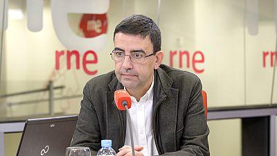 """Las mañanas de RNE - Mario Jiménez (PSOE): """"No es tiempo de proyectos individuales o individualistas"""" - Escuchar ahora"""