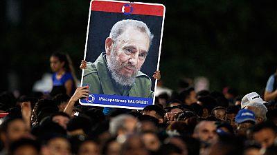 Las mañanas de RNE - El embajador de Cuba resta importancia a las ausencias en la despedida a Castro - Escuchar ahora
