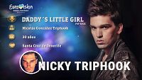 """Nicky Triphook canta """"Daddy's Little Girl"""""""