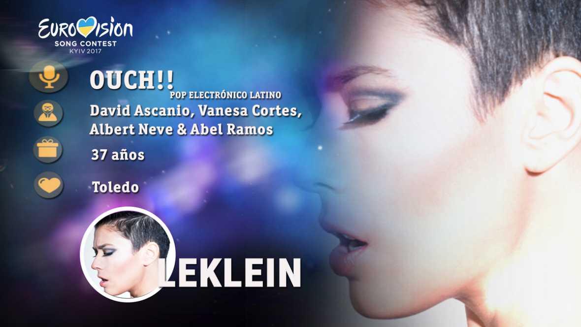 """LeKlein canta """"Ouch!!"""""""