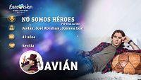 """Javián canta """"No somos héroes"""""""