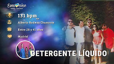 "Eurovisión 2017 - Detergente líquido canta ""131 bpm"""