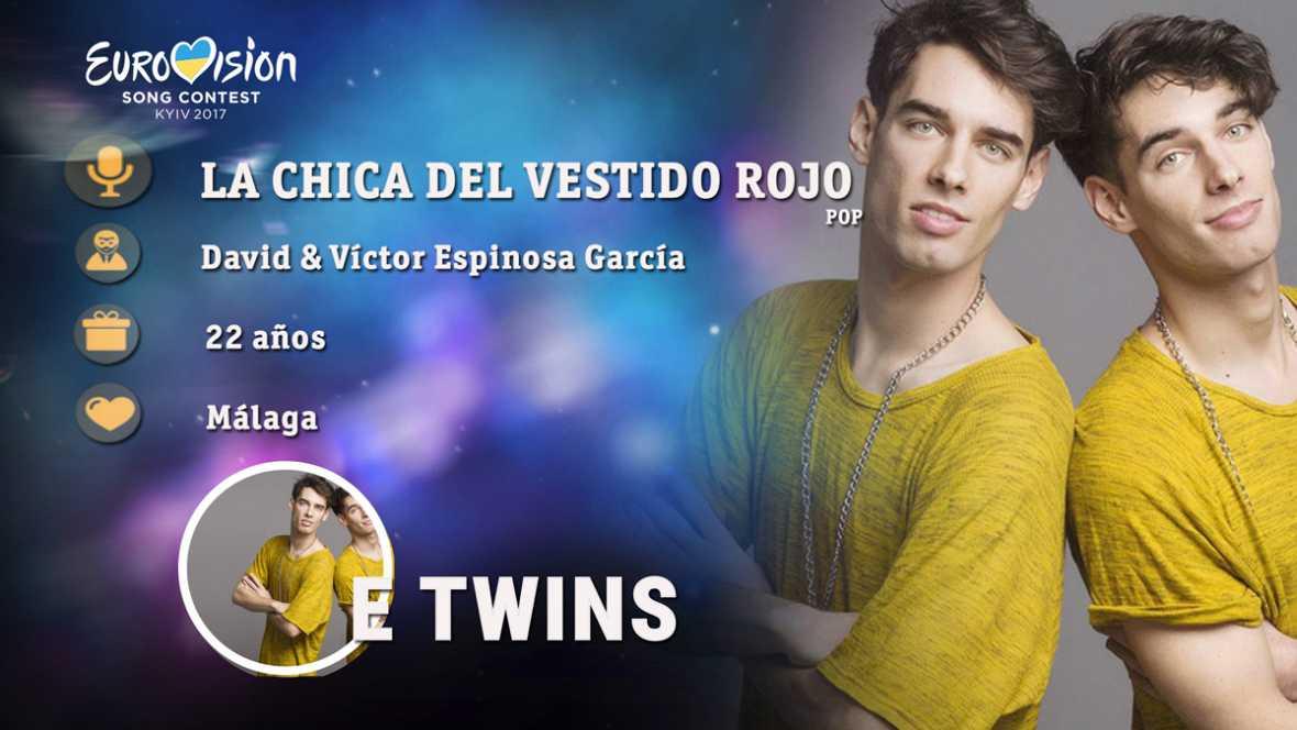 Resultado de imagen de e twins eurovision 2017