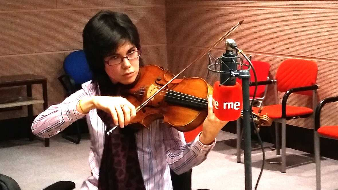 Marca España - Isabel Villanueva, la violista española más internacional, en marca España - 01/12/16 - Escuchar ahora