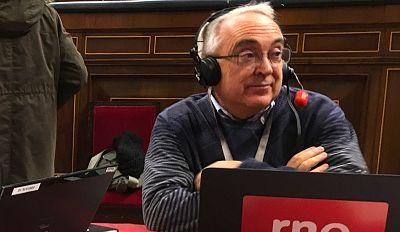 Marca España - Eduardo Benavente, responsable de las labores de restauración y mantenimiento del Congreso de los Diputados - escuchar ahora